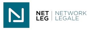 NetLeg Logo